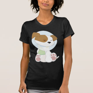 Cute Puppy Cone T-Shirt