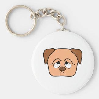 Cute Puppy Dog. Key Chains