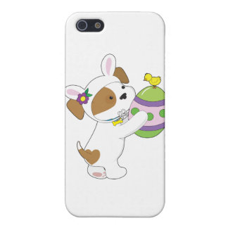 Cute Puppy Easter Egg Cases For iPhone 5