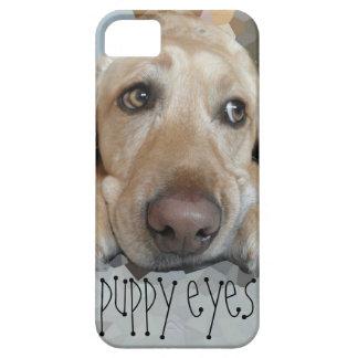 Cute Puppy Eyes iPhone SE/5/5s Case
