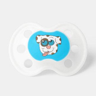 Cute Puppy Face Pacifier
