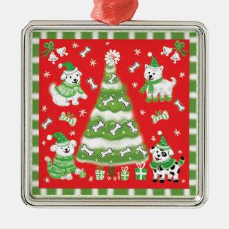Cute Puppy Ornament