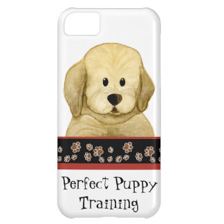 Cute Puppy Paws Paw Print Art Business Dog Care iPhone 5C Cover