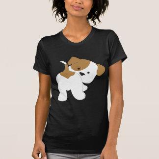 Cute Puppy Rear View T-Shirt