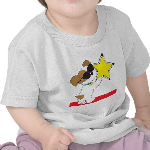 Cute Puppy Star Shirt