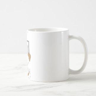 Cute Puppy TV Coffee Mug