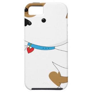 Cute Puppy Walker iPhone SE/5/5s Case