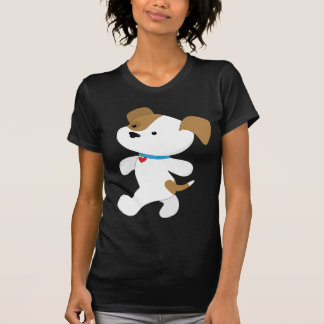 Cute Puppy Walker T-Shirt