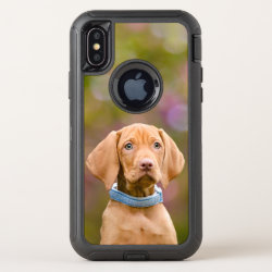 OtterBox Apple iPhone X Symmetry Case with Vizsla Phone Cases design