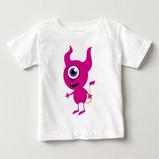Cute Purple Cyclops Baby T-Shirt