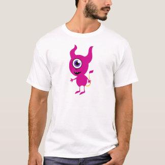 Cute Purple Cyclops T-Shirt
