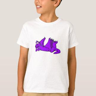 Cute Purple Dragon T-Shirt