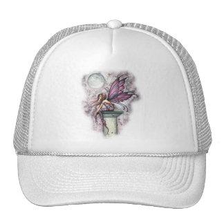 Cute Purple Fairy Cap
