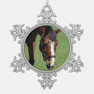 Cute Quarter Horse Ornament