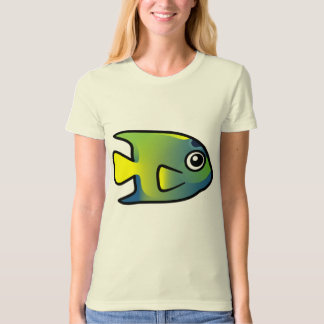 Cute Queen Angelfish T-Shirt