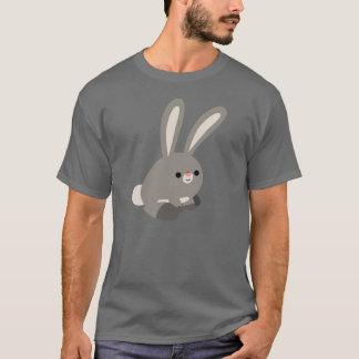 Cute Quiet Cartoon Rabbit T-Shirt