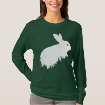 Cute rabbit in the grass T-Shirt