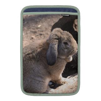 Cute Rabbit Sleeve For MacBook Air