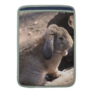 Cute Rabbit Sleeves For MacBook Air