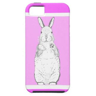 Cute rabbit iphone4 case