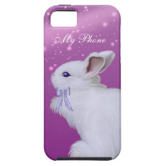 Cute Rabbit iPhone 5 Case