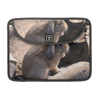 Cute Rabbit Sleeves For MacBooks