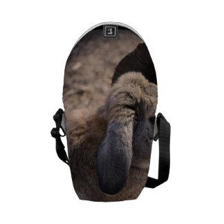Cute Rabbit Courier Bags