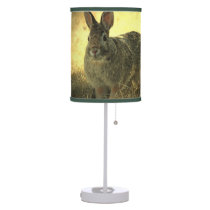 Cute Rabbit Table Lamp