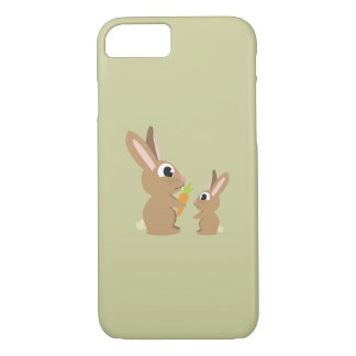 Cute Rabbits iPhone 8/7 Case