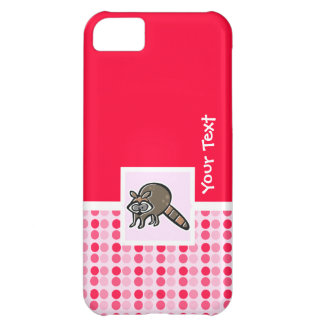 Cute Raccoon Case For iPhone 5C