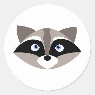 Raccoon Stickers  Zazzle