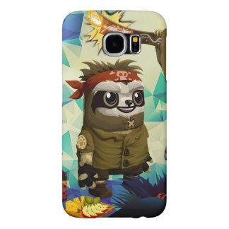 cute raccoon samsung galaxy s6 case