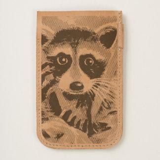 Cute Raccoon Watercolor Art iPhone 6/6S Case