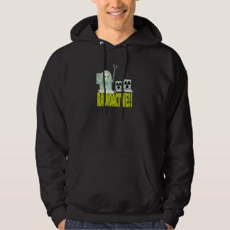 cute radioactive dude hoodie