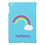 Cute Rainbow and Cloud iPad Mini Cases