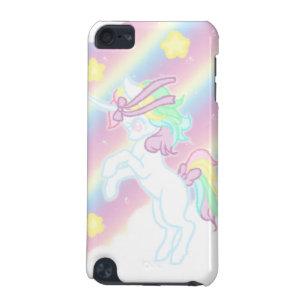 Cute Rainbow Unicorn iPod Touch 5G Case