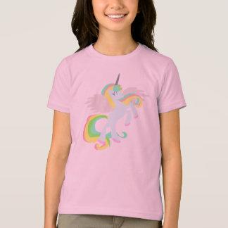 Cute Rainbow UNICORN shirt ! PINK Unicorn t shirt