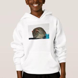 Cute Rat 6 Hoodie