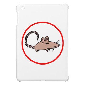 Cute Rat iPad Mini Cases