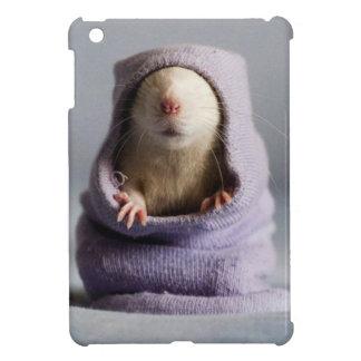 cute rat peek a boo cover for the iPad mini