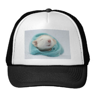 Cute Rat Trucker Hat