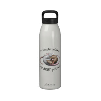 Cute Rat Water Bottle