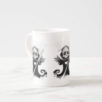 Cute reaper-baby reaper-cartoon reaper-baby grim tea cup