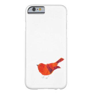 Cute Red Bird iPhone 6 Case