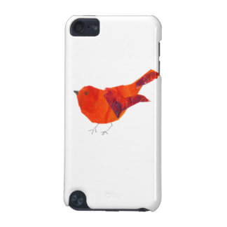 Cute Red Bird iPod Touch 5G Cover