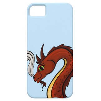 Cute Red Dragon Head iPhone SE/5/5s Case