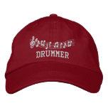 Cute Red Drummer Hat