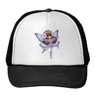 Cute Red Hair Fairy Girl Trucker Hat