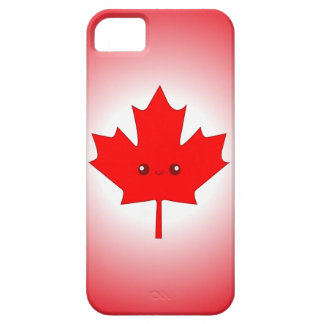Cute Red Maple Leaf iPhone Case iPhone 5 Cover