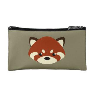 Cute Red Panda Makeup Bag